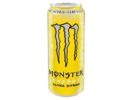 Monster energy ultra citron szénsavas ital 500ml