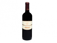 Vesztergombi Shiraz száraz vörösbor 0.75l