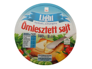 CBA kördobozos sajt light 140g