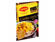Maggi fortélyok csirke curry alap 47g