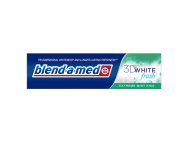 Blend-A-Med fogkrém 3D white fresh extreme mint kiss 100ml
