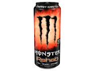 Monster energy rehab iced tea szénsavm.hipotóniás ital 500ml