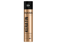 Syoss extra erős hajlakk keratin style perfection 300ml