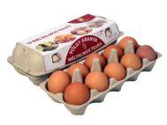 Pák-to friss tojás 'M-L' méret mélyalmos 10db