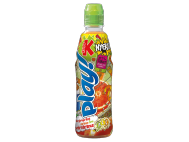 Kubu Play! sárgarépa-alma-vérnarancs-lime ital 400ml