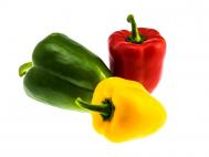 Kaliforniai paprika tricolor 500g