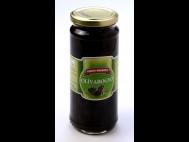 CBA fekete magozott olívabogyó 330g/160g