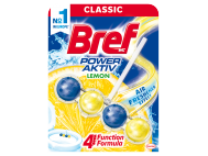Bref power wc frissítő aktiv lemon 50g