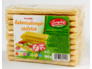 Everyday extrudált cuk.m.kukoricás szeletek 100g