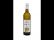 Frisch Cserszegi fűszeres száraz fehérbor 2016 0.75l