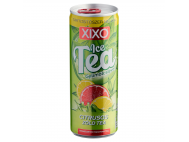 XIXO jegestea zöld tea citrusos ízű 250ml