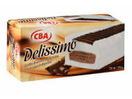 CBA Dellissimo torta jégkrém 750ml