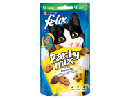 Felix Party Mix Cheezy Mix jutalomfalat macskáknak 60g