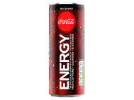 Coca-Cola Energy Zero 250ml