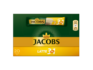 Jacobs 3in1 Cafe Latte 20x12,5g