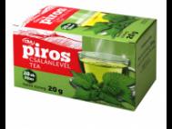 CBA PIROS filterezett csalánlevél tea 20x1g