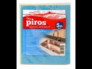 CBA PIROS szivacskendő 5 db