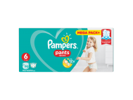 Pampers nadrágpelenkacsom MegaBox S6 88db