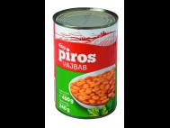 CBA PIROS vajbab konzerv 400g/240g