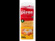 CBA PIROS száraztészta 8 tojásos cérnametélt 250g