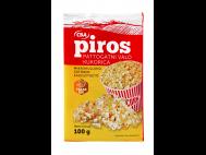 CBA PIROS popcorn vajas ízű 100g
