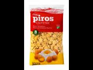 CBA PIROS száraztészta 8 tojásos csipetke 200g