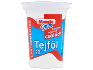 Magic Milk élőflórás laktózmentes tejföl 20% 325g