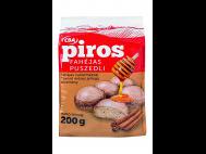 CBA PIROS mézes jellegű puszedli fahéjas 200g