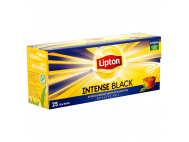 Lipton fekete tea intense black 25x2.3g