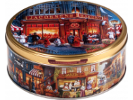 Jacobsen's Dán vajas teasütemény piactér 150g