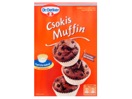 Dr. Oetker Csokis Muffin alappor 345g