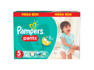 Pampers Pants bugyipelenka 5-ös (Junior) 96 db