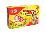 Push Up with Haribo jégkrém gyüm.gumi.mackó.4db 340ml