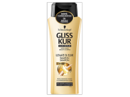 Gliss kur sampon hajregeneráló ultimate oil elixír 250ml