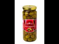 CBA paprikakrémmel töltött zöld olívabogyó 330g/160g
