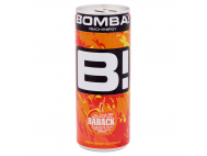 Bomba! peach energiaital 250ml
