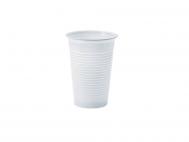 Dopla műanyag pohár fehér 2 dl 25db-os