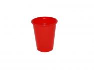 Dopla X-table pohár piros 3dl 8db-os
