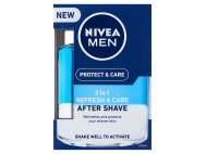 NIVEA Men protect&care 2in1 friss.,áp. after shave lot.100ml