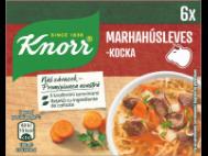 Knorr marhahúsleves-kocka 6 db 60 g
