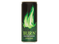 Burn szénsavas ital koffein. apple kiwi 250 ml