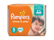 Pampers pelenka sleep+play jumbo junior 42db