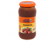 Uncle Ben's Barbecue mártás hickory fán füst. barbecue 450g