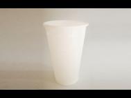 Műanyag pohár fehér 3dl, 50db-os