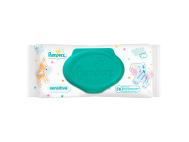Pampers Sensitive baba törlőkendő 56 db