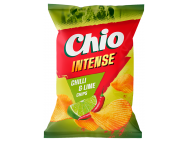Chio Chips chili & lime intense 55g