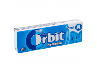 Orbit peppermint drazsé rágógumi 10db 14g