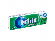 Orbit spearmint drazsé rágógumi 10db