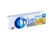 Orbit white fruit drazsé rágógumi 10db 14g