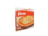 CBA PIROS négysajtos pizza 320g